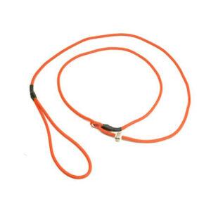 Mystique moxon jachtlijn 4mm neon oranje
