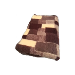 Vetbed Patchwork Taupe