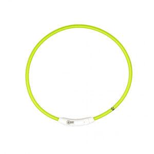 Ring Flash Light Nylon Groen