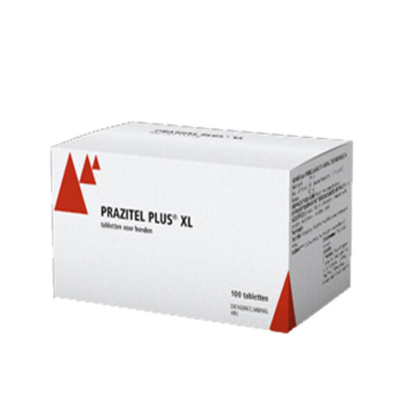 Prazitel Plus XL Ontworming