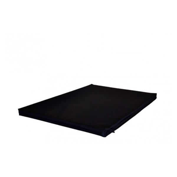 Benchkussen-Nylon-Zwart