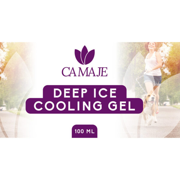 CAMAJE Deep Ice Cooling Gel