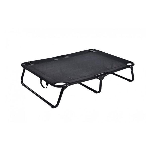 Hondenstretcher Zwart Opvouwbaar 107 x 61 cm
