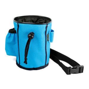 Beloningstasje reflex blauw